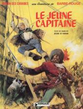 Barbe-Rouge -20- Le jeune capitaine