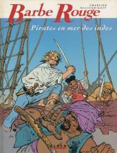 Barbe-Rouge -26- Pirates en mer des Indes