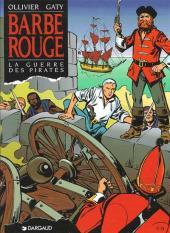 Barbe-Rouge -31- La guerre des pirates