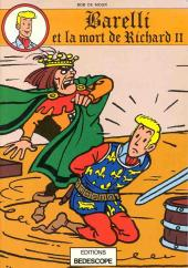 Barelli -8- Barelli et la mort de Richard II