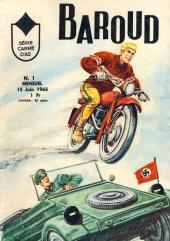 Baroud (Lug - As de Carreau) -1- Le dixième jour