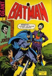 Batman Bimestriel (Sagédition) -2- Le joker