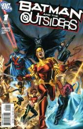 Batman and the Outsiders (2007)  -1- The Chrysalis