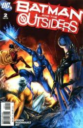 Batman and the Outsiders (2007)  -2- Infestation