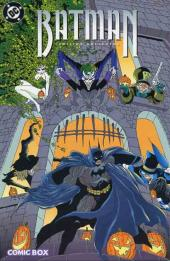 Batman - Haunted Knight : Madness (Halloween) - Dark Victory
