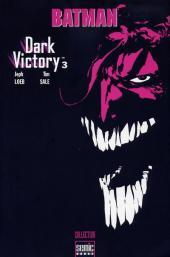 Batman : Dark Victory -3- Dark Victory 3