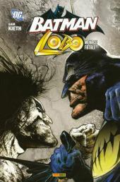Batman (DC Icons) -5- Batman / Lobo : Menace fatale