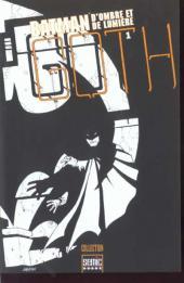 Batman : D'ombre et de lumière -1- D'ombre et de lumière 1