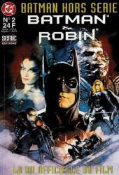 Batman (Hors Série Semic 1re série) -2- Batman & Robin - La BD officielle du film