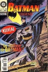 Batman Legend -1- Faces