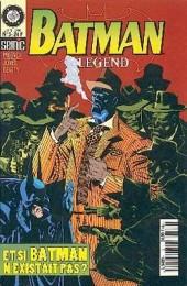Batman Legend -3- Masque