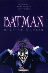 Batman : Souriez (The Killing Joke) -a00- Rire et mourir