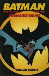 Batman : Année un -INT- Vengeance Oblige