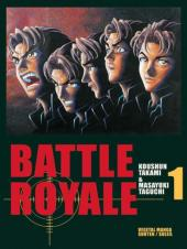 Battle Royale -1- Le pire jeu jamais inventé