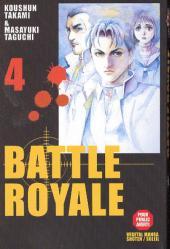 Battle Royale -4- La fierté