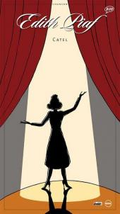 BD Chanson -1- Edith Piaf