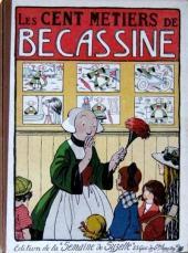Bécassine -7- Les cent métiers de Bécassine