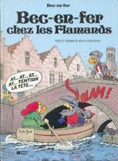 Bec-en-fer (1re série) -3- Bec-en-fer chez les Flamands