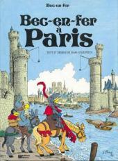 Bec-en-fer (1re série) -4- Bec-en-fer à Paris