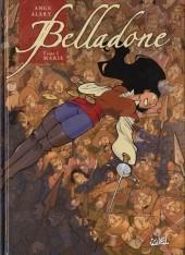 Belladone - Tome 1 à 3