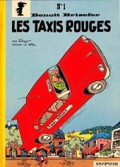 Benoît Brisefer -1- Les taxis rouges
