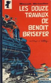 Benoît Brisefer -3Poch- Les douze travaux de Benoît Brisefer