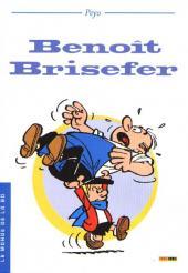 Benoît Brisefer -MBD22- Benoît Brisefer - Le Monde de la BD - 22