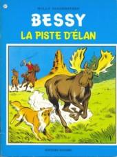 Bessy -137- La piste d'élan