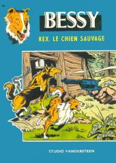 Bessy -41- Rex. le chien sauvage