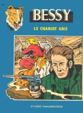 Bessy -47- Le chariot gris