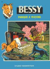 Bessy -51- Panique à Watona