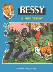 Bessy -55- La piste d'argent