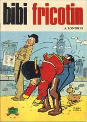 Bibi Fricotin (2e Série - SPE) (Après-Guerre) -101- Bibi Fricotin à Londres