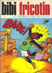 Bibi Fricotin (2e Série - SPE) (Après-Guerre) -107- Bibi Fricotin et Razibus font du sport