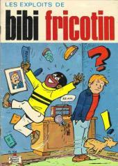 Bibi Fricotin (2e Série - SPE) (Après-Guerre) -108- Les exploits de Bibi Fricotin