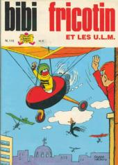 Bibi Fricotin (2e Série - SPE) (Après-Guerre) -116- Bibi Fricotin et les U.L.M.