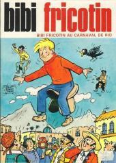 Bibi Fricotin (2e Série - SPE) (Après-Guerre) -119- Bibi Fricotin au Carnaval de Rio