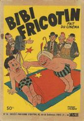 Bibi Fricotin (2e Série - SPE) (Après-Guerre) -14- Bibi Fricotin fait du cinéma