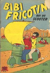 Bibi Fricotin (2e Série - SPE) (Après-Guerre) -31- Bibi Fricotin roi du scooter