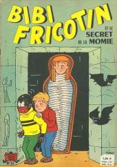 Bibi Fricotin (2e Série - SPE) (Après-Guerre) -53- Bibi Fricotin et le secret de la momie