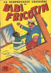 Bibi Fricotin (2e Série - SPE) (Après-Guerre) -59- La surprenante croisière de Bibi Fricotin
