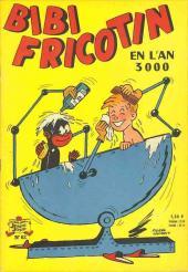 Bibi Fricotin (2e Série - SPE) (Après-Guerre) -62- Bibi Fricotin en l'an 3000