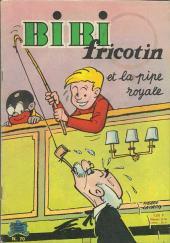 Bibi Fricotin (2e Série - SPE) (Après-Guerre) -70- Bibi Fricotin et la pipe royale