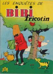Bibi Fricotin (2e Série - SPE) (Après-Guerre) -71- Les enquêtes de Bibi Fricotin