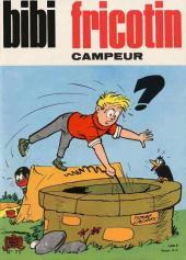Bibi Fricotin (2e Série - SPE) (Après-Guerre) -72- Bibi Fricotin campeur