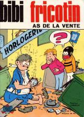 Bibi Fricotin (2e Série - SPE) (Après-Guerre) -78- Bibi Fricotin as de la vente
