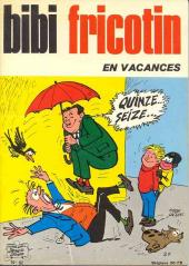 Bibi Fricotin (2e Série - SPE) (Après-Guerre) -82- Bibi Fricotin en vacances