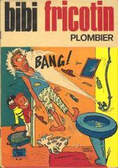Bibi Fricotin (2e Série - SPE) (Après-Guerre) -86- Bibi Fricotin plombier