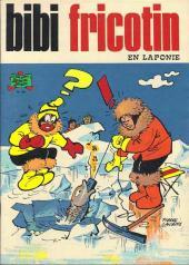 Bibi Fricotin (2e Série - SPE) (Après-Guerre) -99- Bibi Fricotin en Laponie