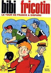 Bibi Fricotin (2e Série - SPE) (Après-Guerre) -118- Le Tour de France a disparu